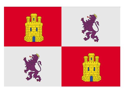 Bandera-Castilla-León